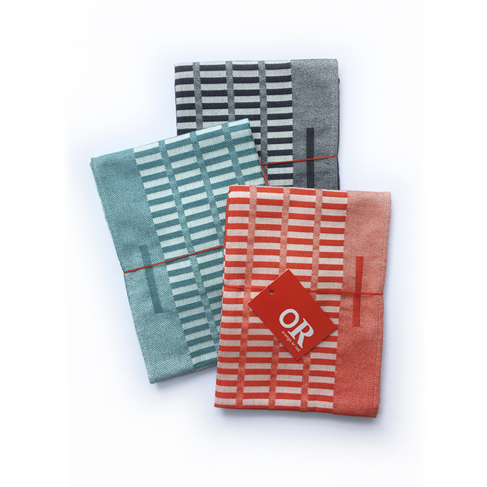 DASHES TEA TOWEL SET